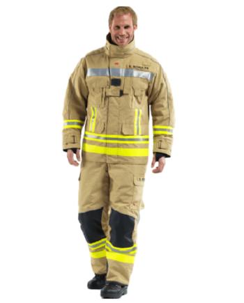 FIRE MAX 3 PBI Matrix Ubranie specjalne