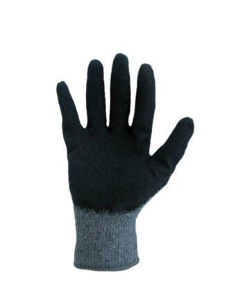 Rękawice dziane bawełniane powlekane lateksem_EGO DRAGON