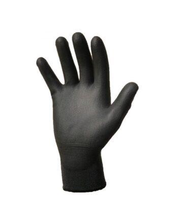 Rękawice poliestrowe z elastycznym ściągaczem MORION