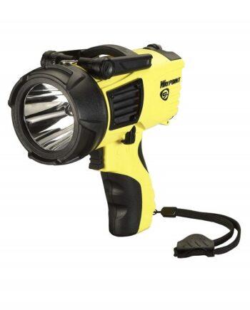 Szperacz ręczny WayPoint 550 lm żółty