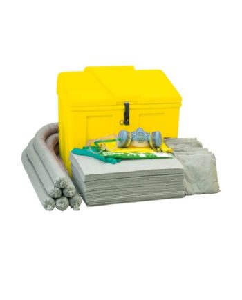 Zestaw magazynowy Storage 110, sorbenty uniwersalne, 81 l