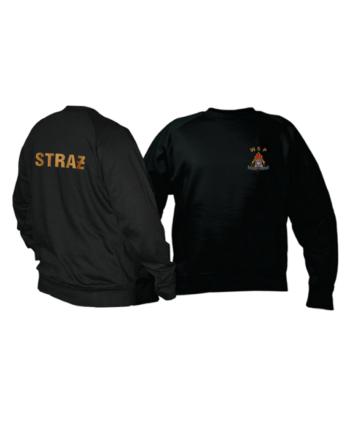 Bluza Wojskowej straży pożarnej