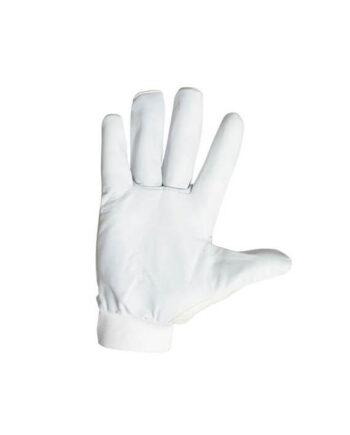 Rękawice monterskie, wzmacniane skórą PELICAN