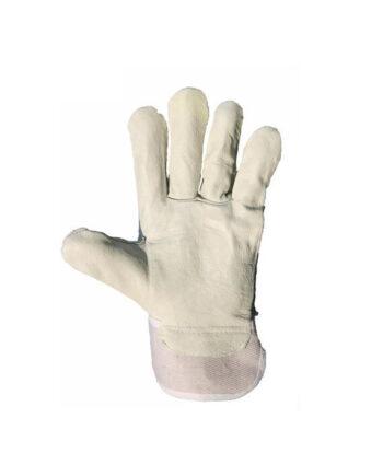 Rękawice wzmacniane skórą BARYT