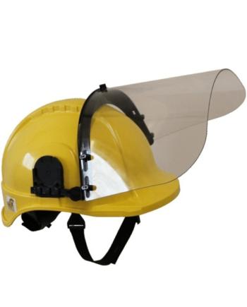 Hełm dla energetyków TYTAN typ HOT 101.02, kolor żółty