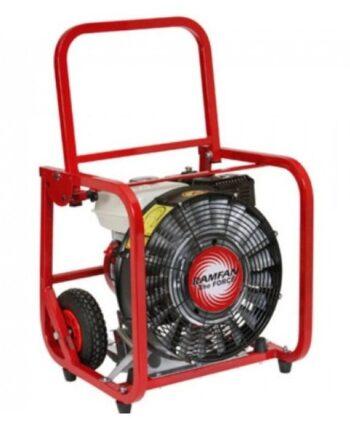 Turbowentylator oddymiający RAMFAN GF165 1
