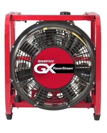 Turbowentylator oddymiający RAMFAN GX200