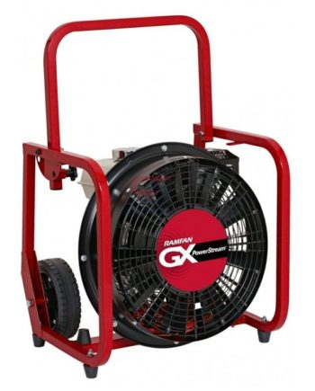 Turbowentylator --oddymiający RAMFAN GX350