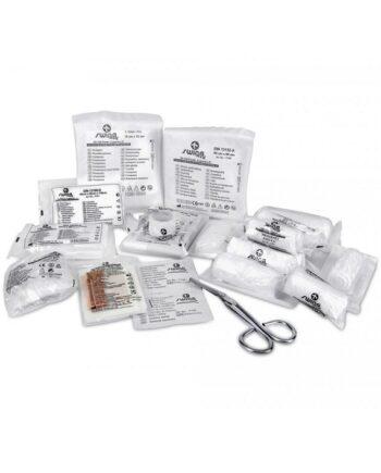 Wyposażeniewkład do apteczki wg. normy DIN 13164+