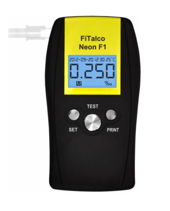 Alkomat FITalco Neon F1