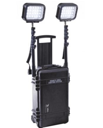 Oświetlenie Peli 9460 RALS czarne
