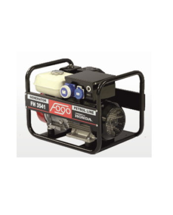 FOGO FH 3541 Honda 3 kW Agregat prądotwórczy