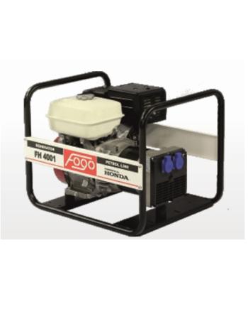 FOGO FH 4001 Honda 4,2 kW Agregat prądotwórczy
