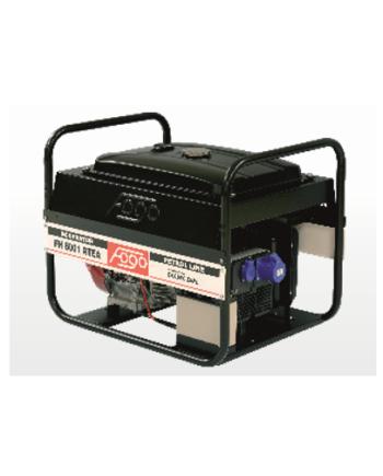 FOGO FH 6001RTE Honda 6,2 kW Agregat prądotwórczy