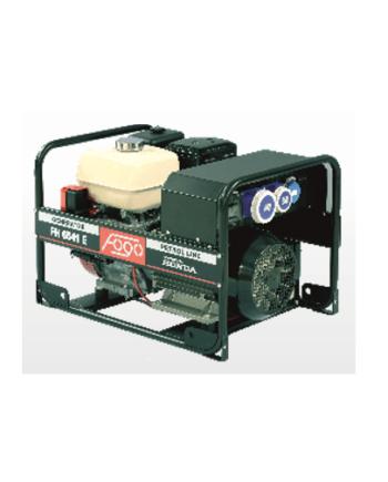 FOGO FH 6541 E Honda 6,2 kW Agregat prądotwórczy