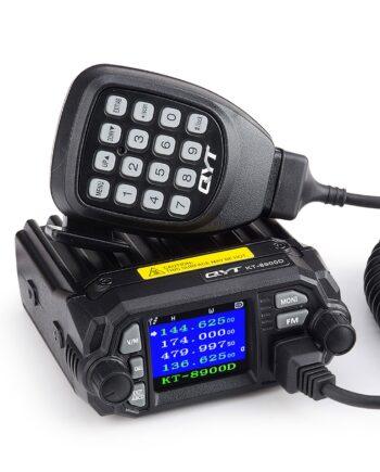 Radio QYT KT-8900D UHFVHF Duobander 25W