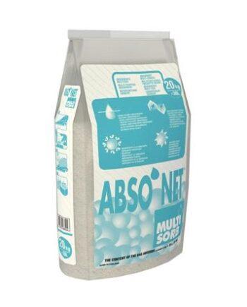 Abso'net Multisorb - sorbent sypki, granulat mineralny, 20 kg