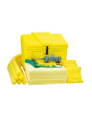 Zestaw magazynowy Storage 110, sorbenty chemiczne, 81 l