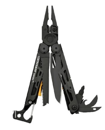 Multitool Leatherman Signal Black 1