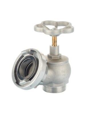 zawór hydrantowy aluminiowy